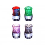 Drip Tip Sequins Resin Curve 810 0297
