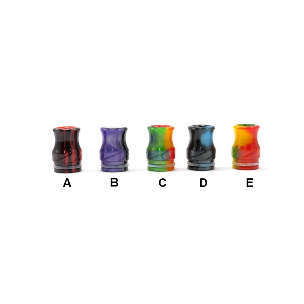 Drip Tip Tobeco Resin Type2