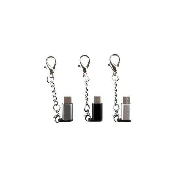 Tekmee Adapter Micro USB to Type-C