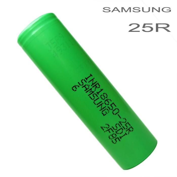 Samsung 25R 2.500 mAh