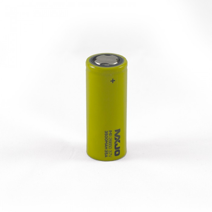 MXJO 26650 Battery 3500 Mah