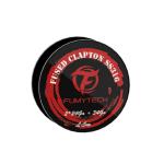 Fumytech Fused Clapton SS316 2*26ga+34ga Wire