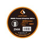 Geek Vape N80 Fused Clapton Wire 28ga*3+36ga