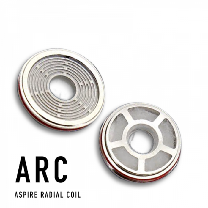 Aspire Revvo Coil (ARC) 0.14 Ohm