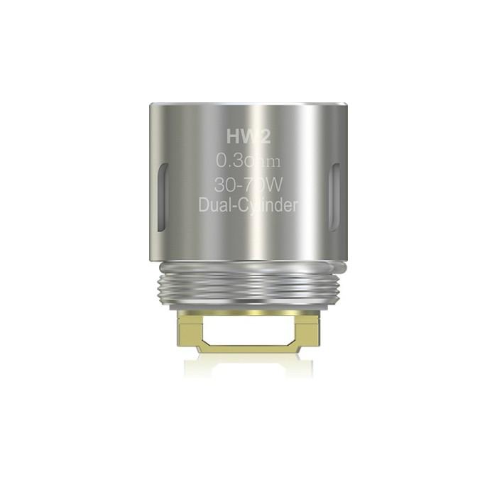 Eleaf Ello HW2 Dual Cylinder 0.3ohm 1τμχ 1τμχ