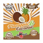 Big Mouth Pineapple & Coconut Concentrate 10ml