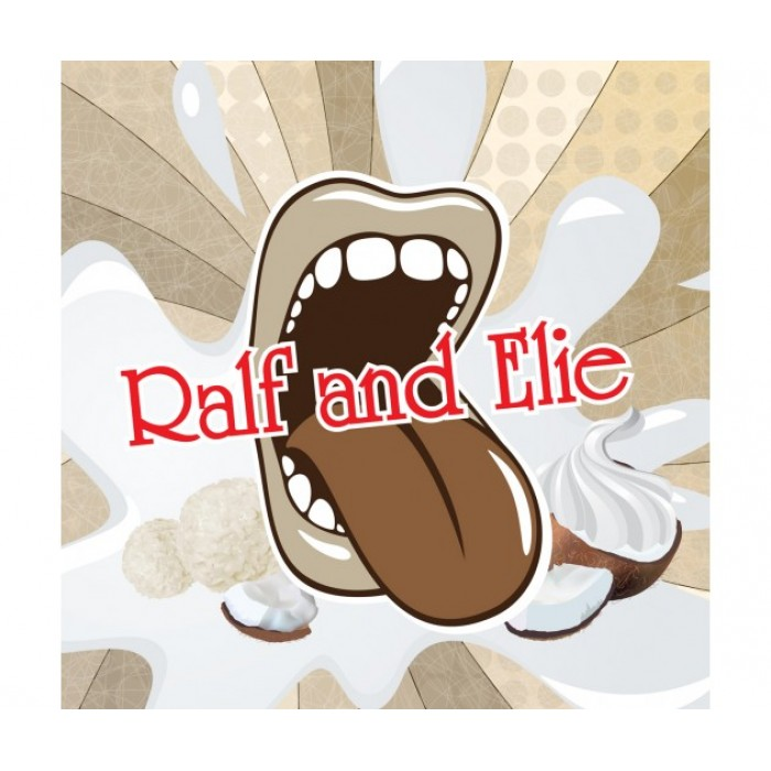 Big Mouth Ralf and Elie Concentrate 10ml