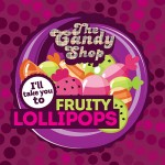 Big Mouth Fruity Lolipops