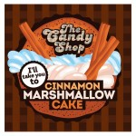 Big Mouth Cinnamon Marshmallow Cake