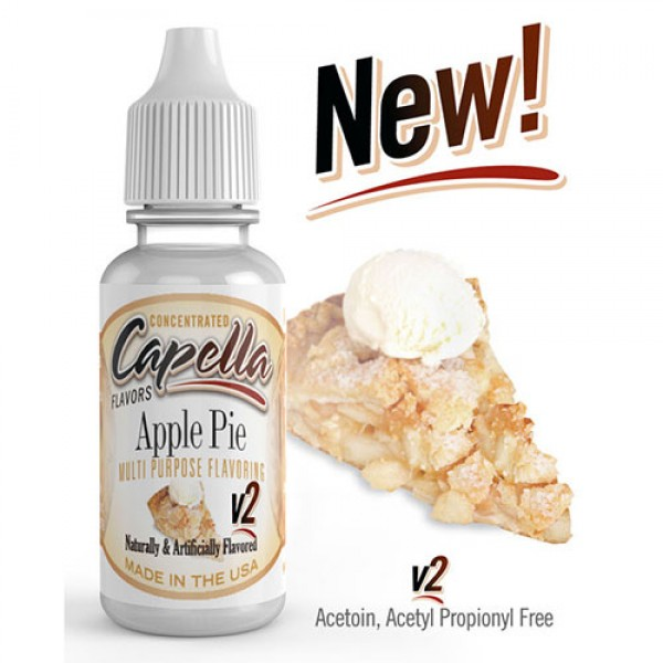 Capella Apple Pie V2 10ml