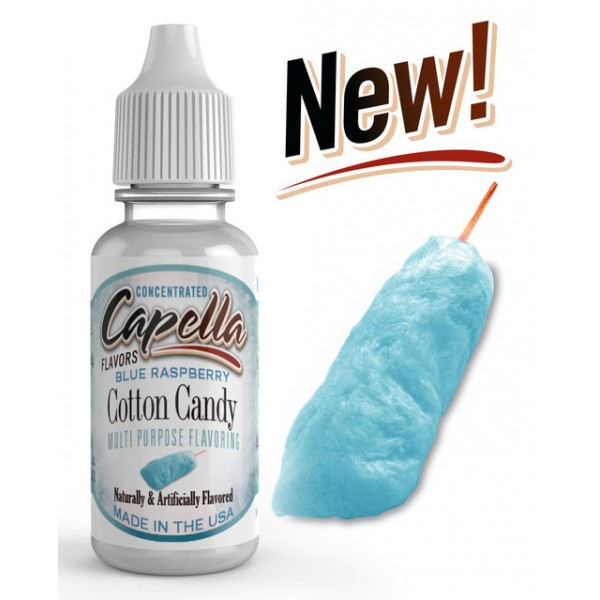 Capella Blue Rasberry Cotton Candy 10ml