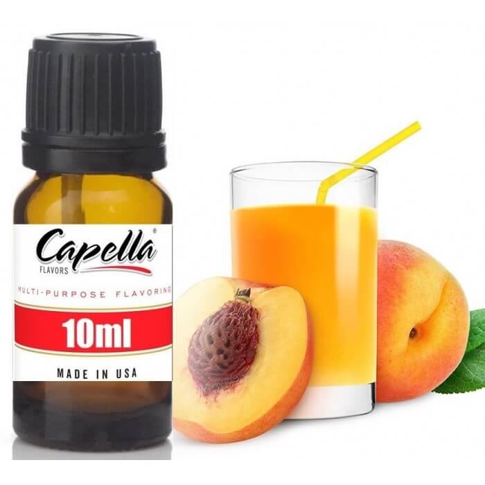 Capella Juicy Peach (rebottled) 10ml Flavor