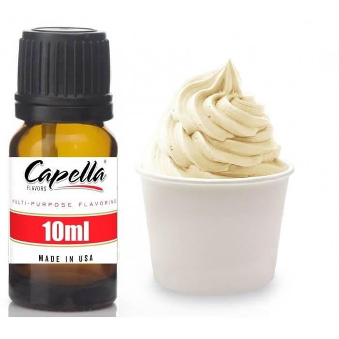 Capella Vanilla Custard V1 (rebottled) 10ml flavor