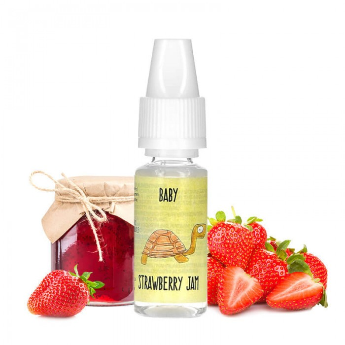 Extradiy - Baby Strawberry Jam 10ml