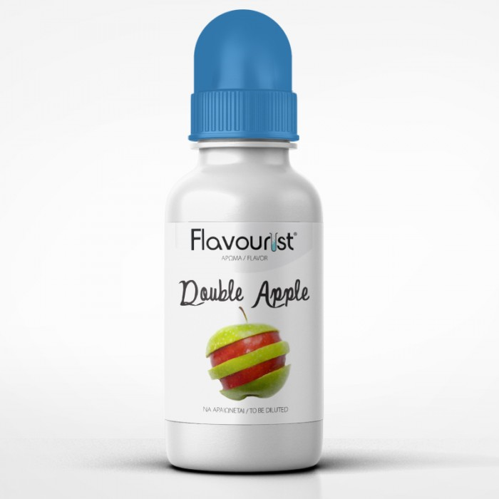Flavourist Άρωμα Double Apple 15ml