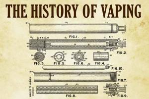 Η ιστορία του ηλεκτρονικού τσιγάρου από το 1963 μέχρι σήμερα