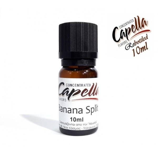 Capella Banana Split (rebottled) 10ml flavor