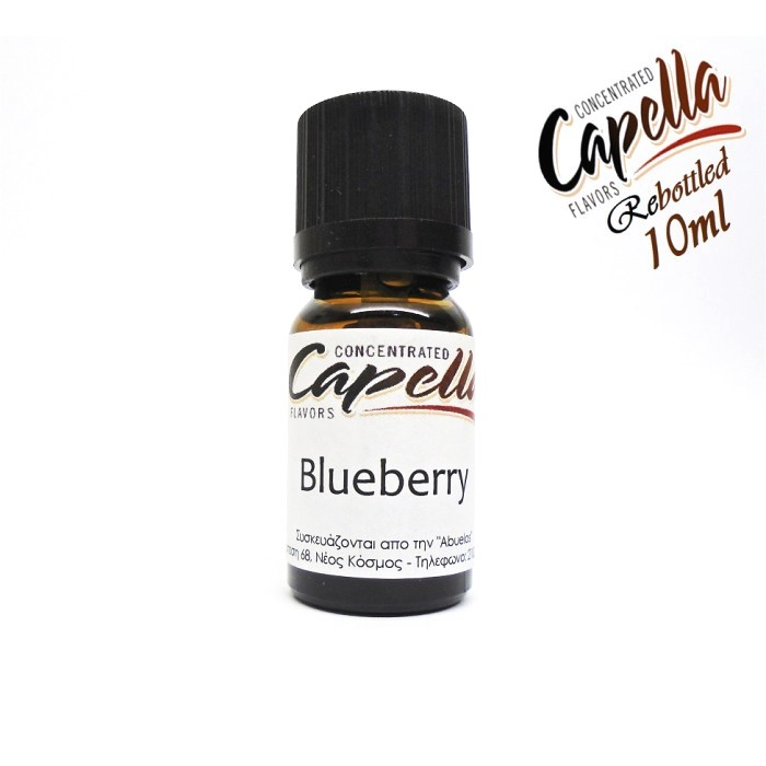 Capella blueberry (rebottled) 10ml flavor