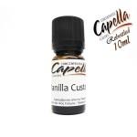 Capella Vanilla Custard (rebottled) 10ml flavor