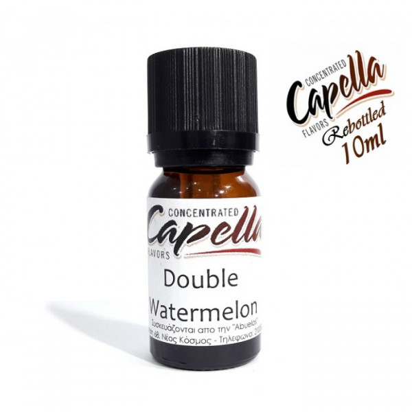 Capella Double Watermellon (rebottled) 10ml flavor