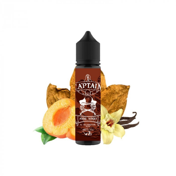 CAPTAIN - ANNE BONNY 12/60ML