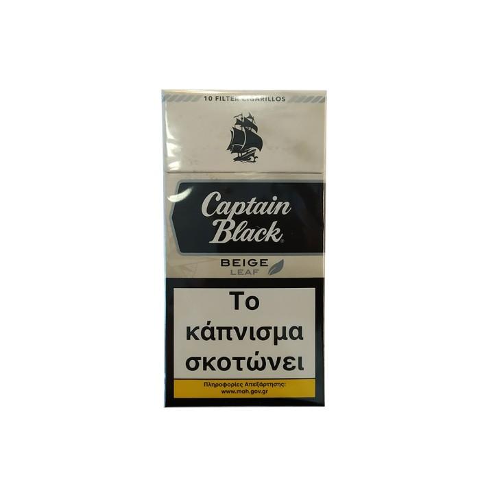 Captain Black Leaf Beige (5 τμχ)