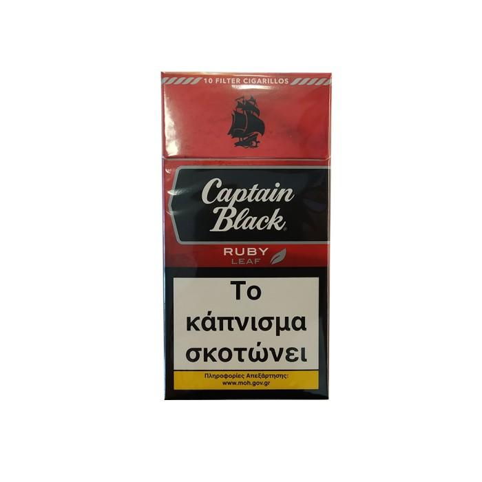 Captain Black Leaf Ruby (5 τμχ)