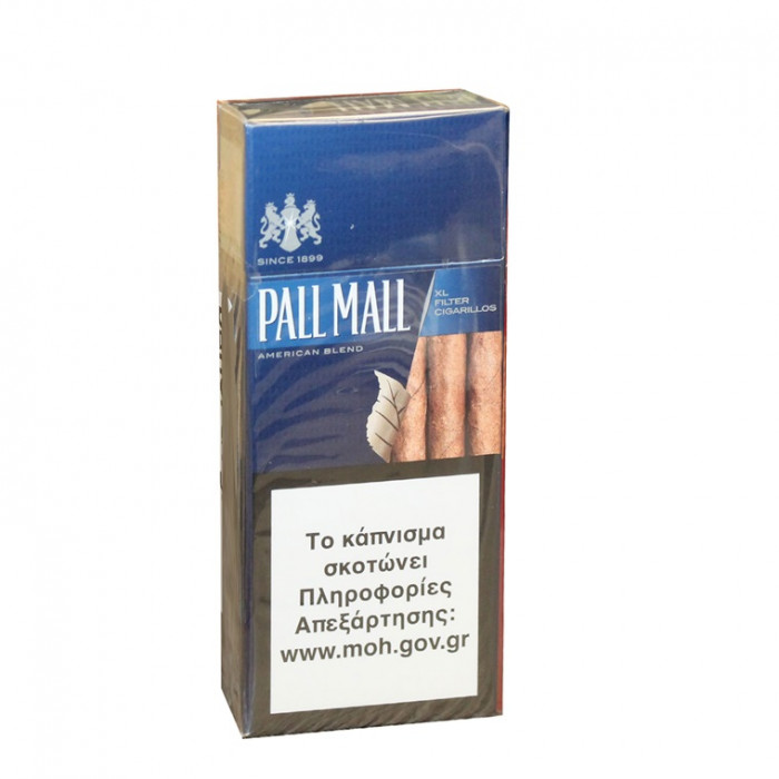 PALL MALL BLUE (5 τμχ)