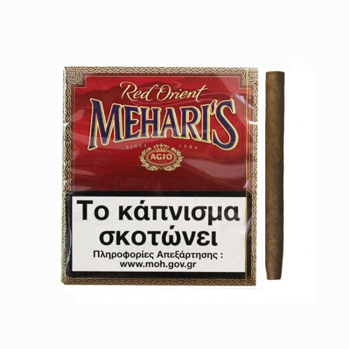Meharis Red Orient 20's