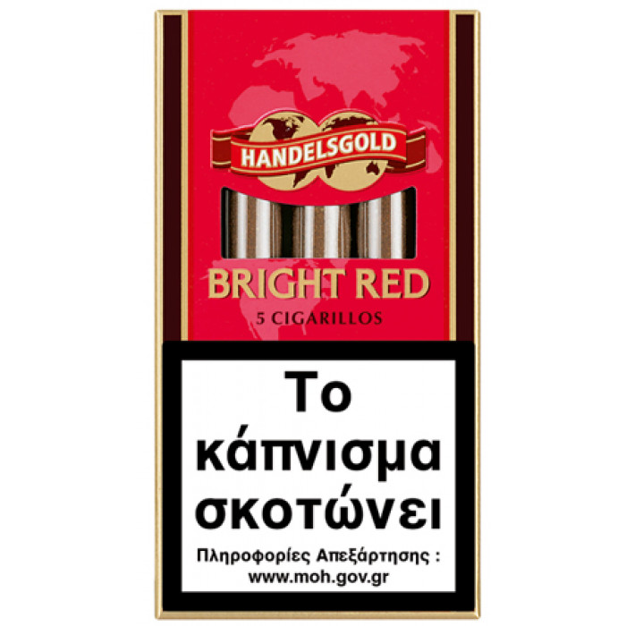 HANDELSGOLD BRIGHT ( ΦΡΑΟΥΛΑ) 5'S (5 τμχ)
