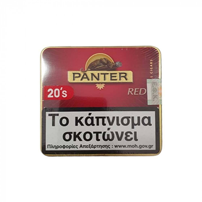 Panter red 20's