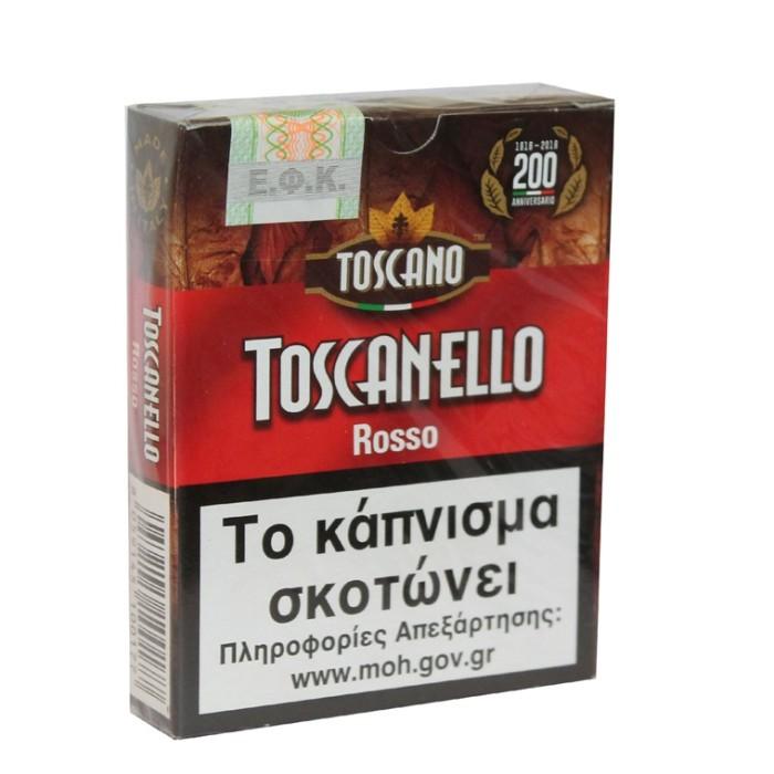 TOSCANELLO ROSSO 5' (Caffè)