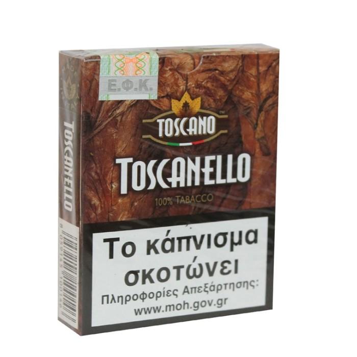TOSCANELLO 100% TABACCO 5'
