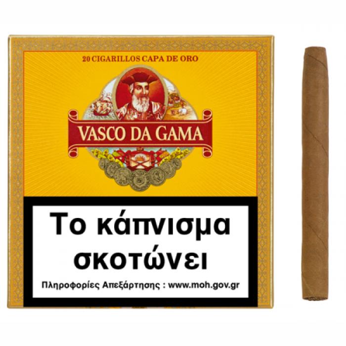 Vasco Da Gama - Capa De Oro
