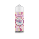 Dinner Lady Flavour Shot Strawberry Macaroon 120ml