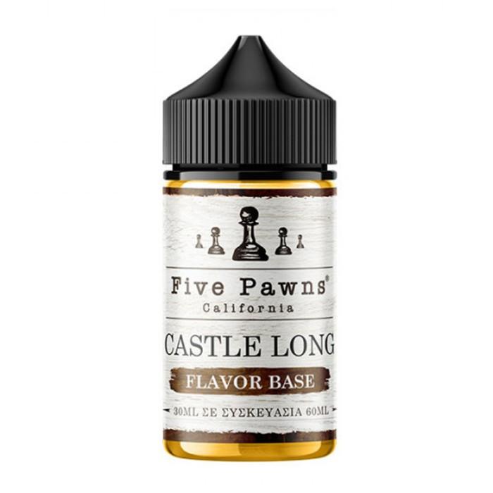 Five Pawns Flavor Base 30/60ml - Castle Long