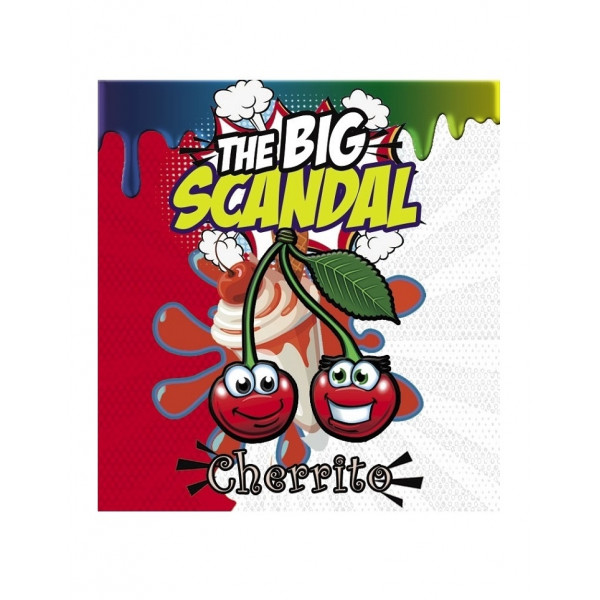 Big Scandal Flavor Shot Cherrito 100ml