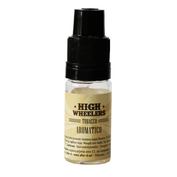 High Wheelers Tobacco Aromatico 10ml
