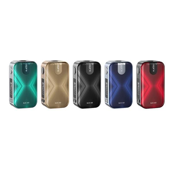 Aspire NX40 40W Mod