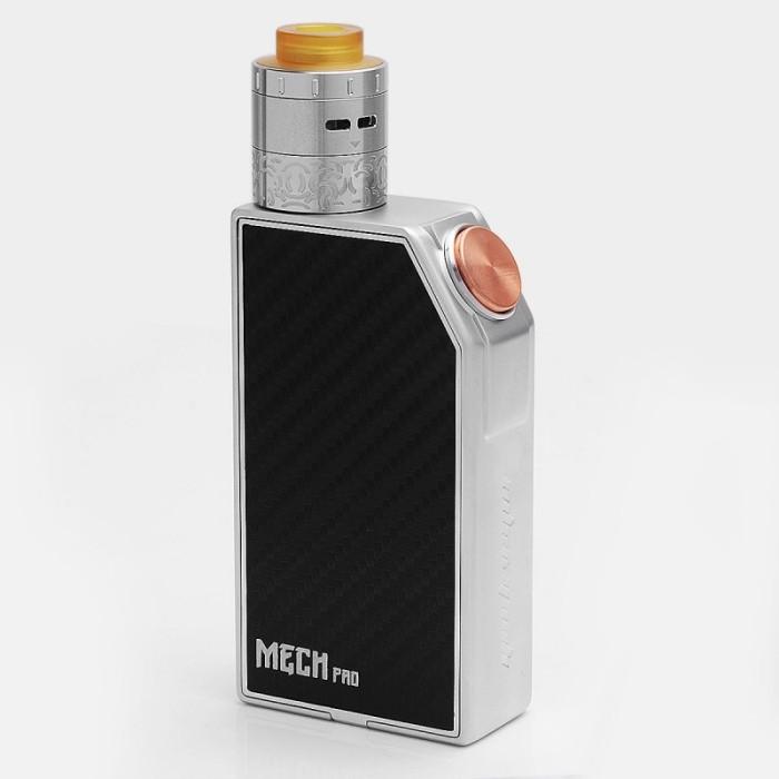 Pack Mech Pro + Medusa RDTA