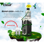 Eleaf IKuu i200 with Melo 4