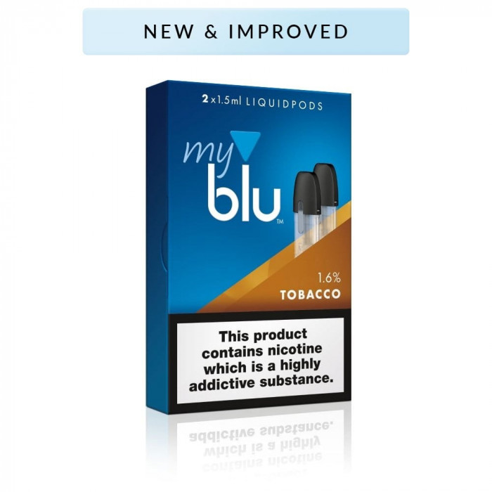 MyBlu Pods Tobacco