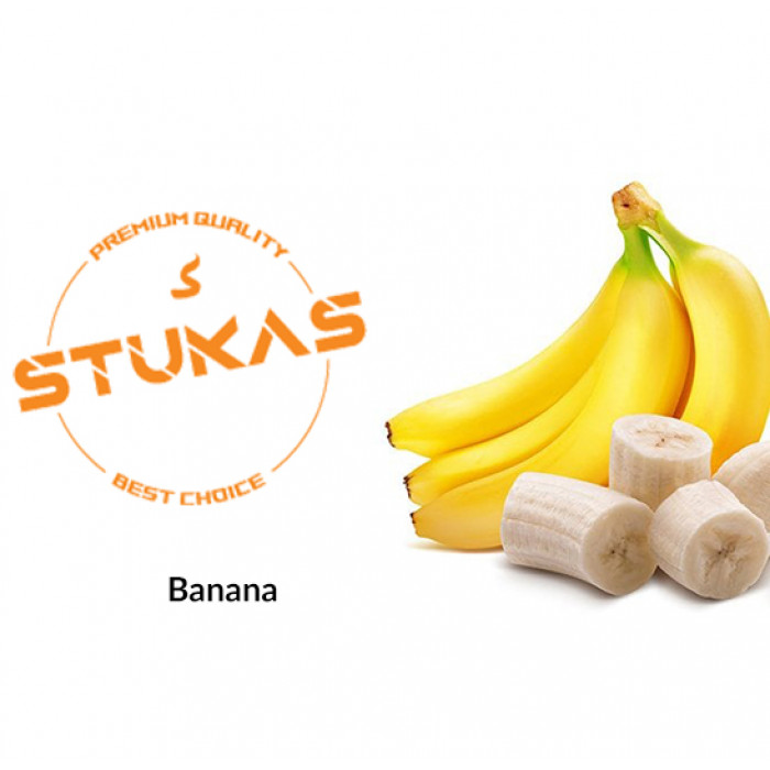 Stukas - Banana 10ml