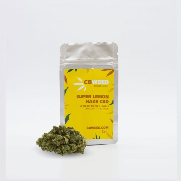 Cbweed Super Lemon Haze CDB 2gr