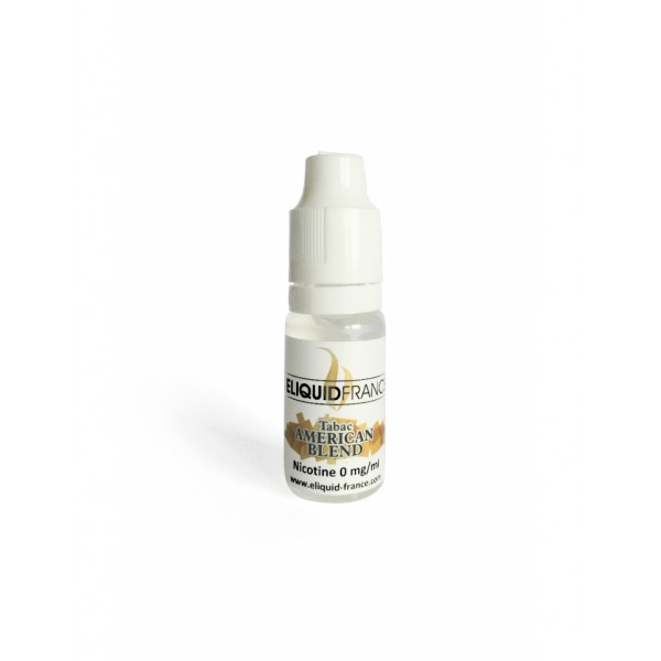 Eliquid France - Single American Blend 10ml
