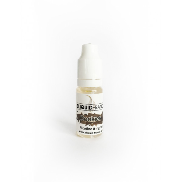 Eliquid France Single Cookie 10ml