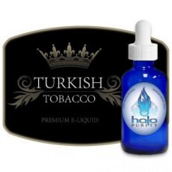 Halo Turkish Tobacco 10ml