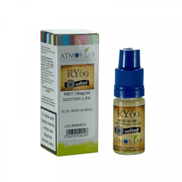 Atmos Lab RY69 Nicotine Salts 10ml